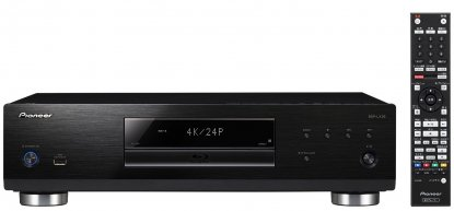 Pioneer Blu-ray Disc Player BDP-LX58