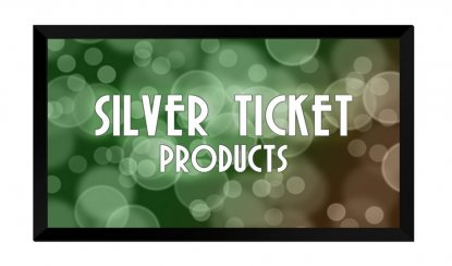 Silver Ticket STR-169120-WAB projector screen