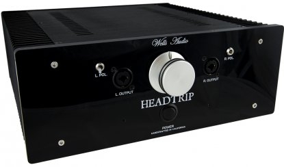 Wells Audio Headtrip