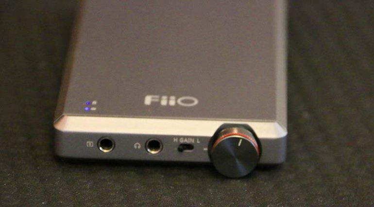 FiiO A5 | The Master Switch