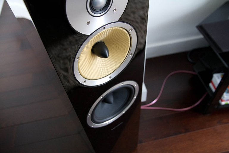 Bowers & Wilkins Speaker | Jeff Wilcox