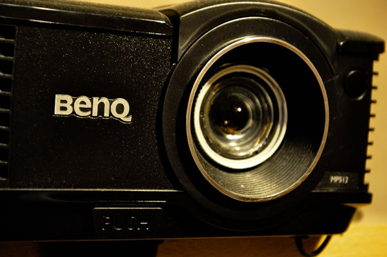 BenQ Projector | Paul Williams