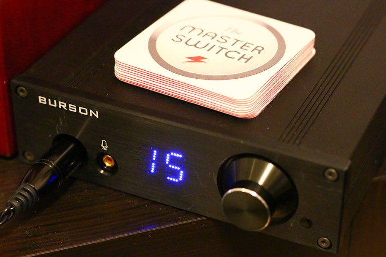 The Burson Audio PLAY is an excellent alternative to the top-ranked Magni 3 | The Master Switch