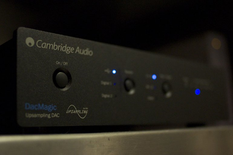 Cambridge Audio DACMagic | Derrick Noh