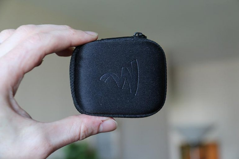We love the rigid, zippered case | The Master Switch