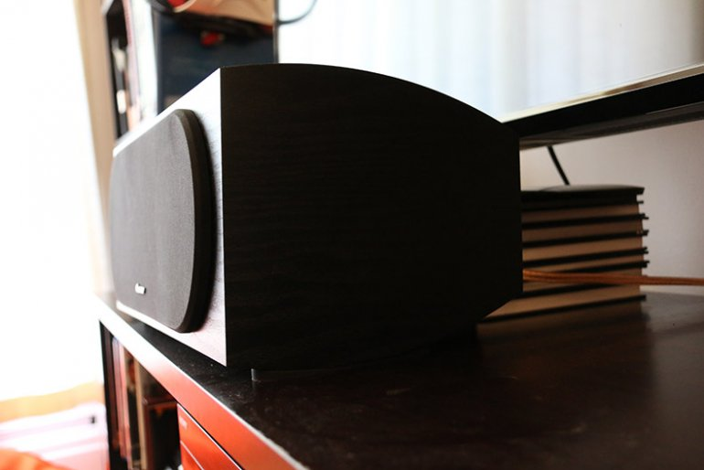 Careful placement of speakers is important! | The Master Switch