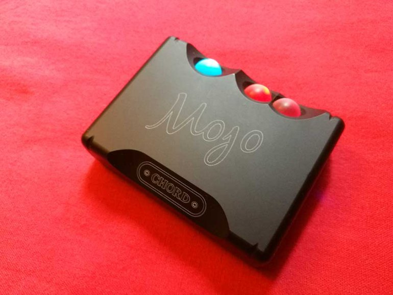 Chord Mojo | The Master Switch