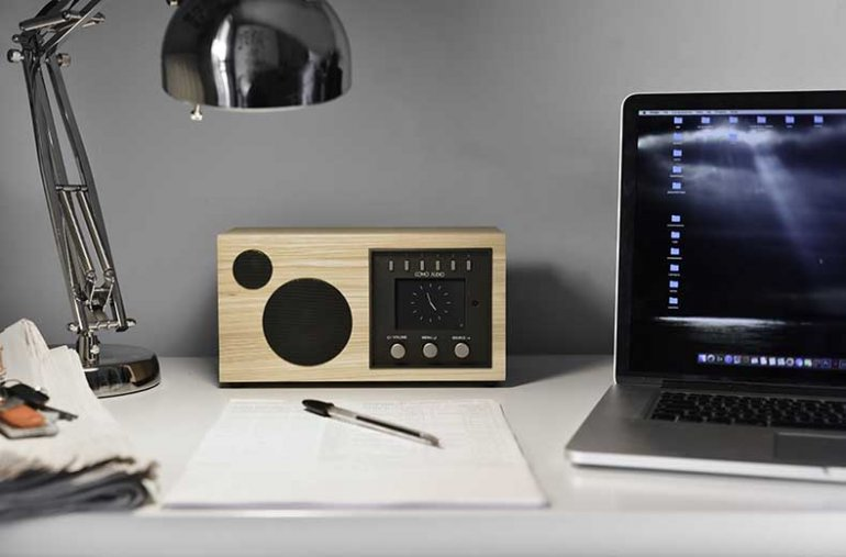 Como Audio's Solo is one gorgeous digital radio | Como Audio