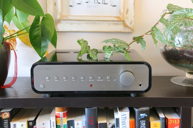 The Peachtree Audio nova300 is a worthy opponent for the B60R | The Master Switch