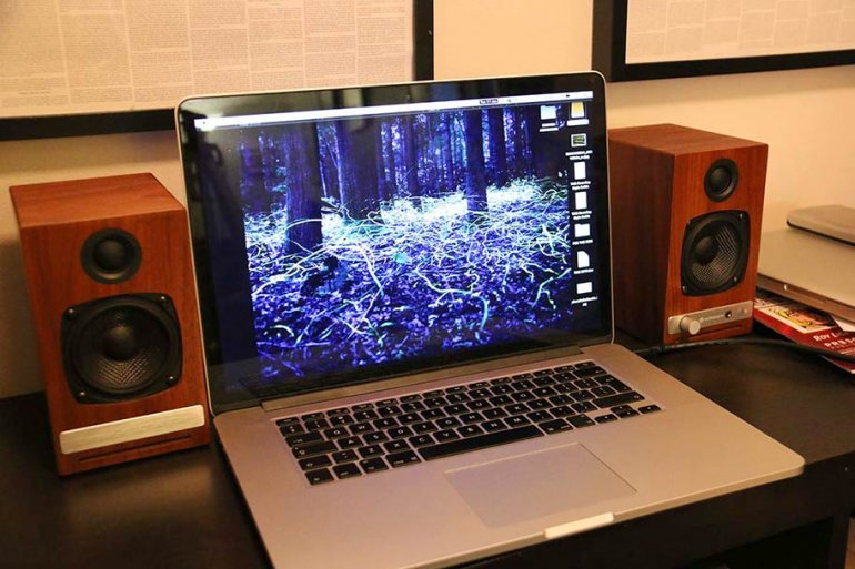 The Audioengine HD3 stereo speakers make an ideal alternative | The Master Switch
