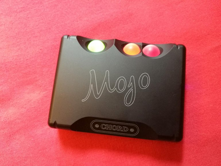 Want the best in portable DACs? That'll be the Chord Mojo then | The Master Switch