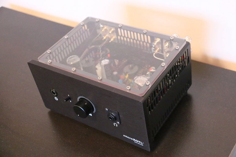 An alternative: the Linear Tube Audio MZ2-S | The Master Switch