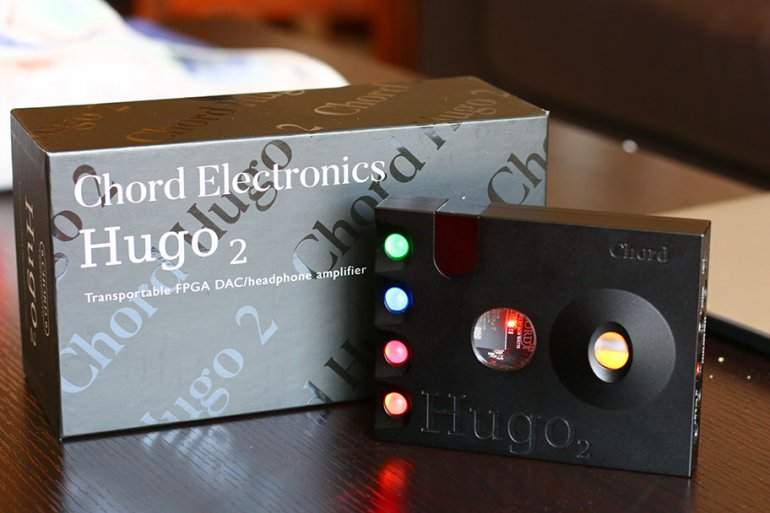 The Hugo 2 is Chord's flagship DAC, and a serious upgrade to the Mojo | The Master Switch
