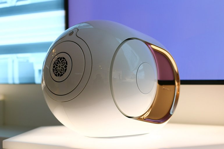 The Devialet Gold Phantom looks as good as it sounds | The Master Switch