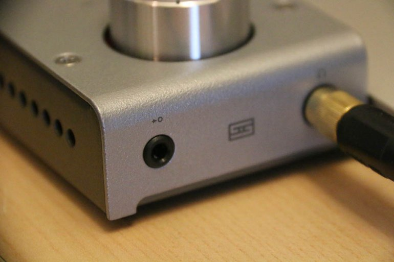 Schiit Fulla 2 Front Panel | The Master Switch