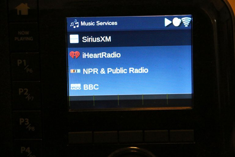 Listening to digital radio like SiriusXM is entirely possible with most tabletop radios | The Master Switch