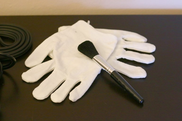 More audio gear should come with white gloves | The Master Switch