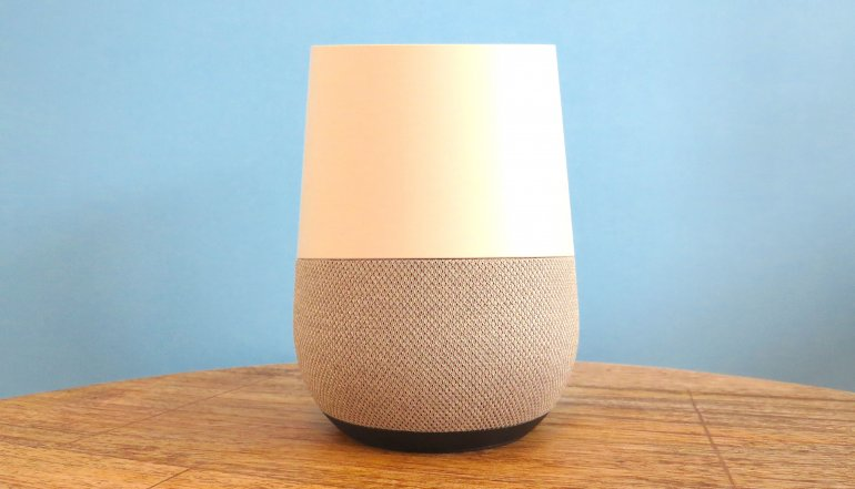 The Google Home is designed for ease of use and voice commands | The Master Switch