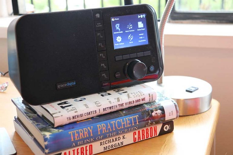 The Grace Digital Mondo+ is an excellent radio with a great screen | The Master Switch