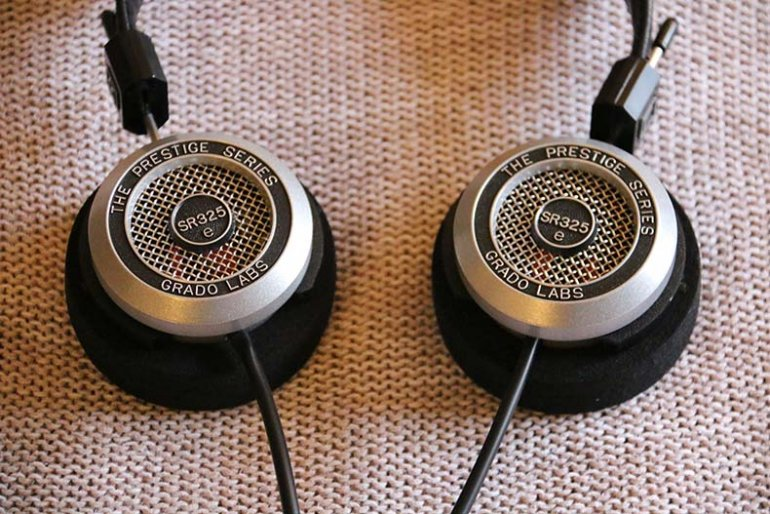 Grado SR325e | The Master Switch