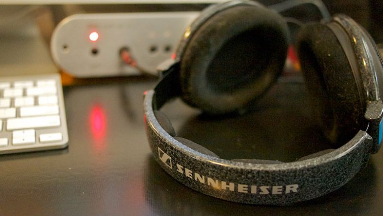 Sennheiser HD600 | Mark Lee