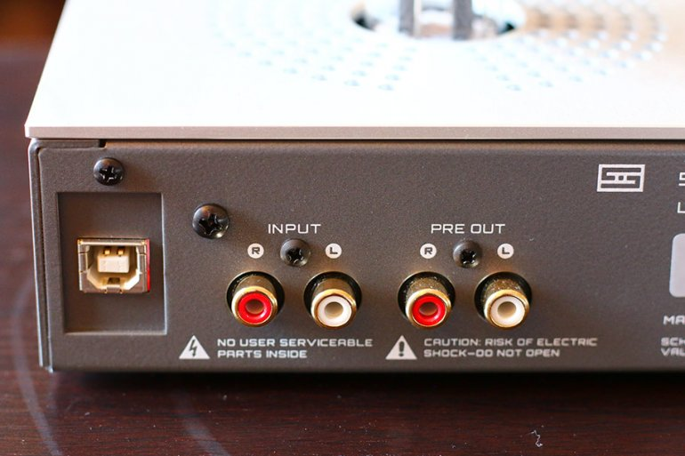 That's the DAC module on the left... | The Master Switch