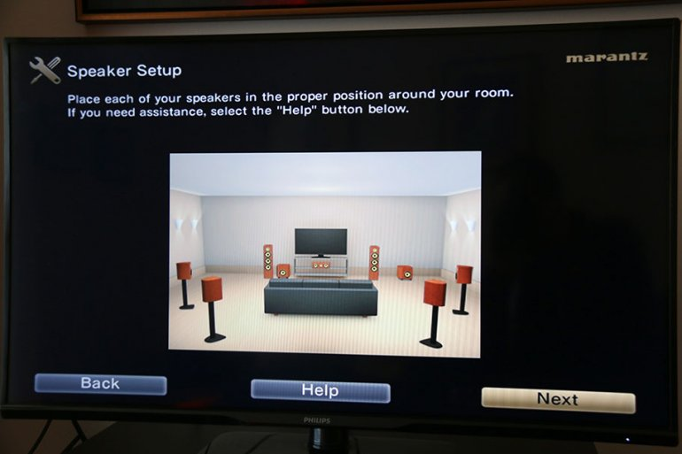Home Theater Speaker Setup | The Master Switch
