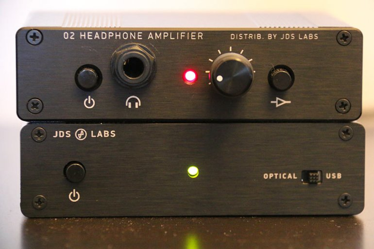 The Objective2 with the JDS Labs ODAC | The Master Switch