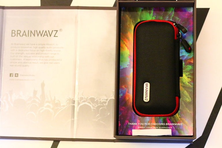 Brainwavz really put some thought into the packaging | The Master Switch