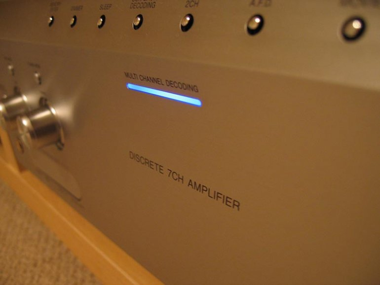 Stereo Amp | William Hook