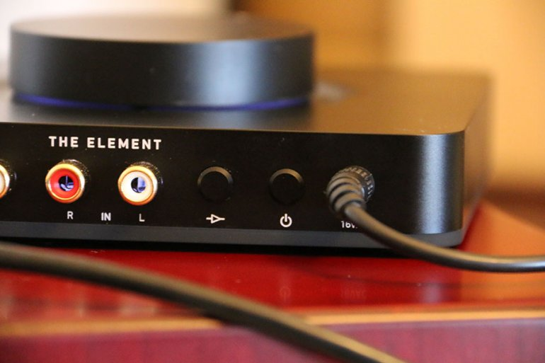 The Element runs off USB, but needs an external power supply | The Master Switch