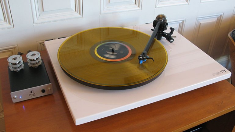A Pro-Ject phono stage with turntable. What else do you need? | Kenji Ross