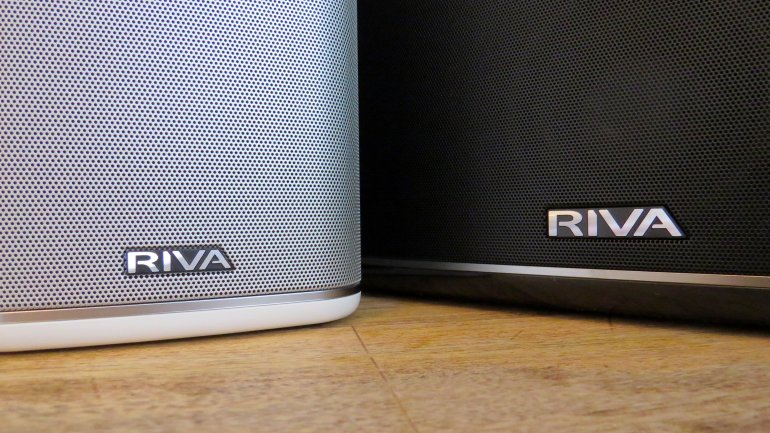The RIVA WAND series comes in two styles - black on black, or grey on white | The Master Switch