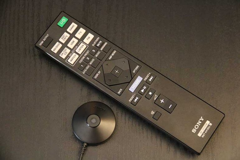 Sony STR-DN1060 Remote | The Master Switch