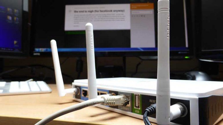 Wireless Router | Sean MacEntee