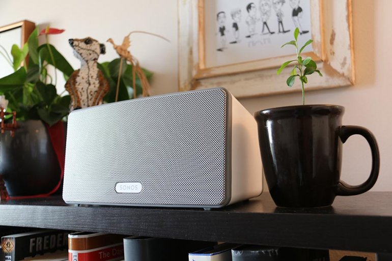 Our SONOS PLAY3 Is A Regular Fixture In Offices