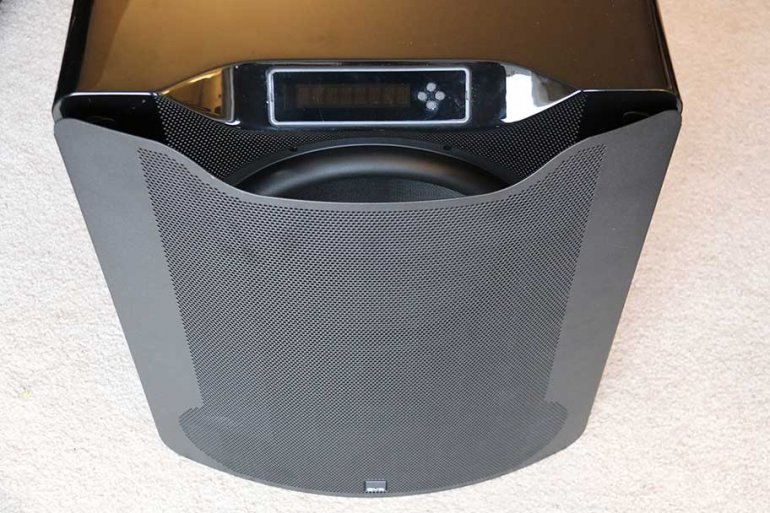You can put a grille on the front of the subwoofer. If you're a sad person | The Master Switch