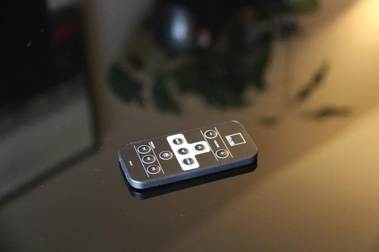 The remote is way too small, and easy to lose | The Master Switch