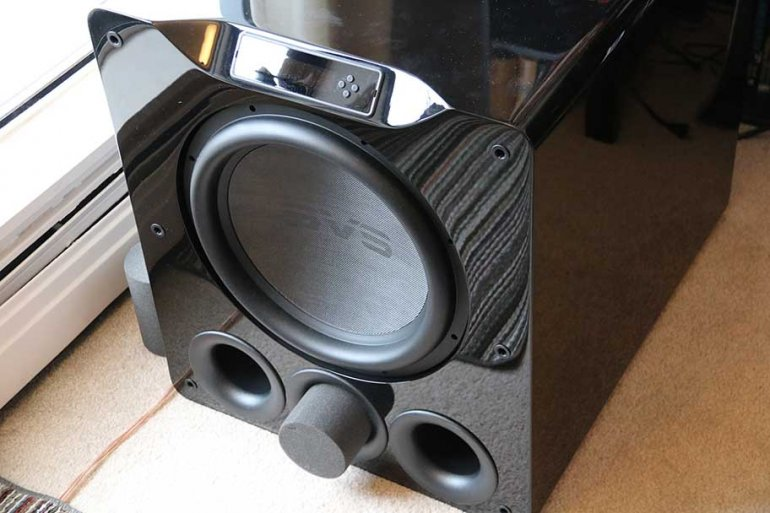 You probably don't need a sub as big as this SVS PB16-Ultra, but... | The Master Switch