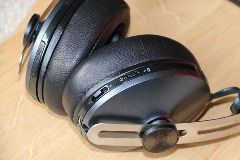 Sennheiser HD1 | The Master Switch