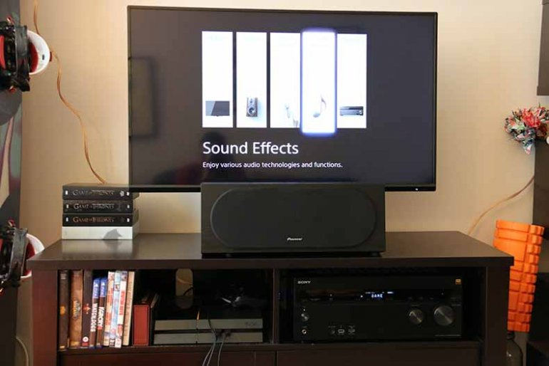 Sony STR-DN1060 Setup | The Master Switch
