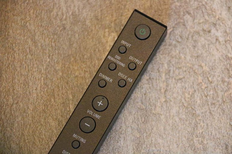 The remote is well-designed, but feels a bit pointless | The Master Switch