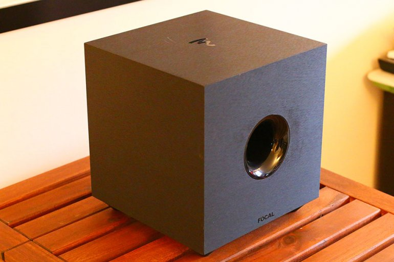 The Sib Evo's subwoofer is a monster | The Master Switch