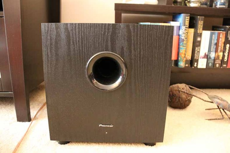 Pioneer Subwoofer | The Master Switch