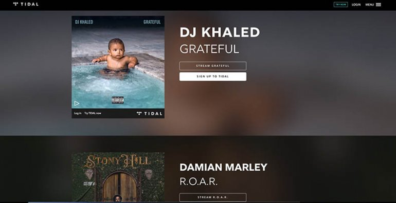 A service like Tidal can really boost the quality of your music | The Master Switch