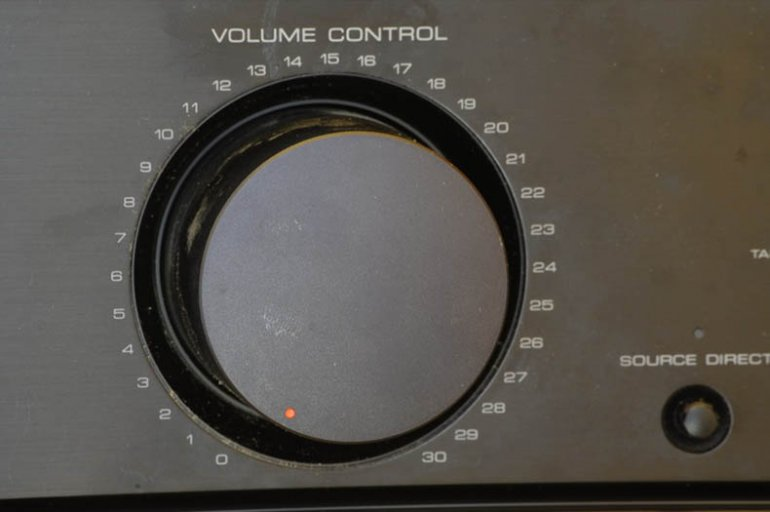 For most people, a volume knob and a couple of inputs will be sufficient | Martin Thomas