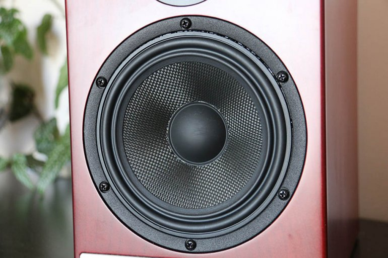"The 5.5"" woofers on the HDP6 